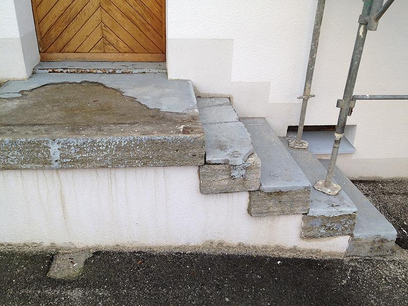 Steintreppe Erneuern steintreppe renovieren excellent schone steintreppe erneuern schone